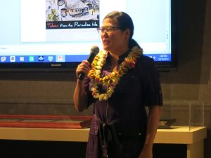 Speaking in Honolulu in December 2015.
